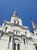 圣路易斯大教堂,杰克逊广场,新奥尔良 库存图片