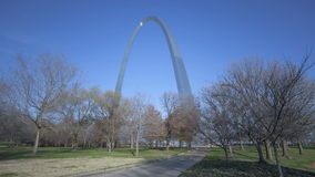 圣路易斯曲拱门户公园 股票录像
