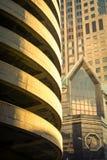 圣路易斯-金黄城市 库存图片