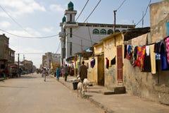 圣路易,塞内加尔,非洲 库存图片