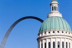 圣路易,密苏里 免版税库存图片