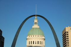 圣路易,密苏里 免版税库存照片