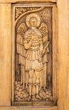 圣迈克尔天使 库存图片