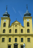 圣迈克尔教会,奥西耶克,克罗地亚 库存图片