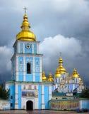 圣迈克尔的修道院,基辅乌克兰 免版税图库摄影