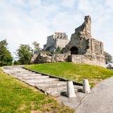 圣迈克尔的修道院 库存图片
