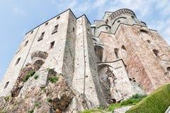 圣迈克尔的修道院 免版税库存照片