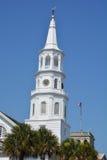 圣迈克尔的主教制度的教会 图库摄影