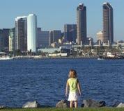 圣迭戈,加利福尼亚 免版税库存照片