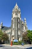 圣阿格尼丝,罗马天主教堂,布鲁克林, NY 图库摄影