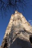 圣雅克塔,巴黎 免版税库存照片