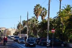 圣雷莫,意大利 免版税库存照片