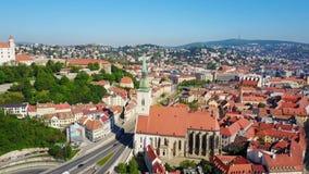 圣马丁大教堂,布拉索夫 影视素材
