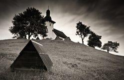 圣马丁教会。 图库摄影