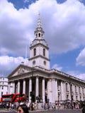 圣马丁教会领域的 免版税图库摄影