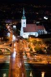 圣马丁的大教堂 库存图片