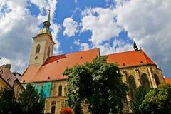 圣马丁的大教堂 免版税库存图片
