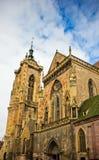 圣马丁的教会 免版税库存照片
