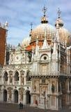 圣马克在威尼斯 免版税库存图片