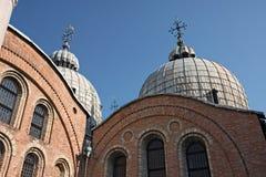 圣马克大教堂, 图库摄影