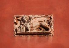 圣马克狮子在威尼斯 库存图片