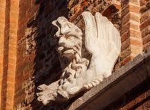 圣马克狮子在威尼斯 图库摄影