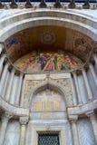 圣马克的教会 库存照片
