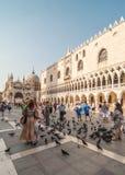 广场圣Marco 免版税库存照片