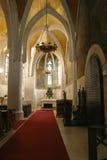 圣马克` s教会在萨格勒布 库存照片