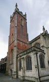 圣马克` s教会塔  库存图片