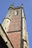 圣马克` s教会塔  免版税库存照片