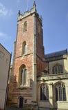 圣马克` s教会塔  免版税库存图片