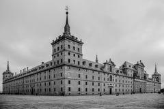 圣洛伦佐del埃斯科里亚尔修道院  免版税库存照片
