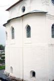 圣洁变貌修道院在雅罗斯拉夫尔市 联合国科教文组织遗产 免版税库存图片