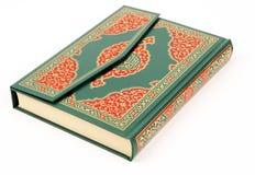 圣洁古兰经 库存照片