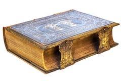 圣洁古老的圣经 免版税库存照片