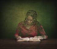 圣经和恢复 免版税图库摄影