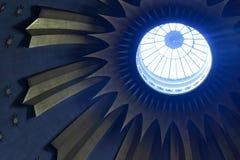 圣洁坟墓的圆顶。 库存图片