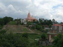圣洁寺庙 库存照片