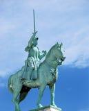 圣贞德。 免版税库存照片