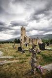 圣洁救世的教会 库存照片