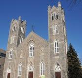 圣洛朗教会 库存照片