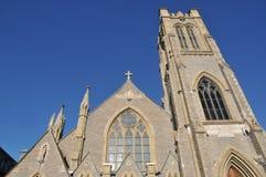 圣洛朗教会 免版税库存照片