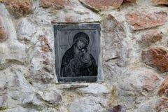 圣洁母亲 库存照片