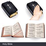 圣洁的圣经 免版税图库摄影