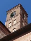 圣贾科莫Maggiore,波隆纳 免版税图库摄影