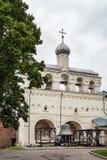 圣索菲娅大教堂, Veliky诺夫哥罗德钟楼  库存图片