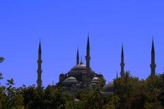 圣索非亚大教堂教会-伊斯坦布尔 库存照片