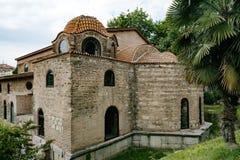 圣索非亚大教堂,伊兹尼克 库存照片