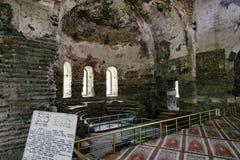 圣索非亚大教堂,伊兹尼克 库存图片